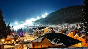 The best holiday in Ukraine is in Bukovel!